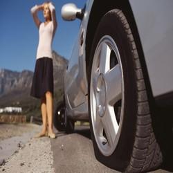 KO Towing -Tire Change